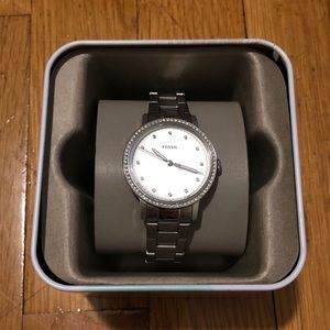 Fossil Women's Neely Silver Watch ES4287